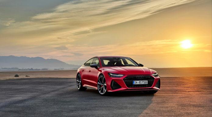 Audi følger opp RS 6 med RS 7. (Alle foto: Audi)