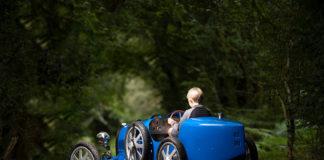 Her er en av verdens dyreste lekebiler, en aldri så liten Bugatti-baby! (Alle foto: Bugatti)