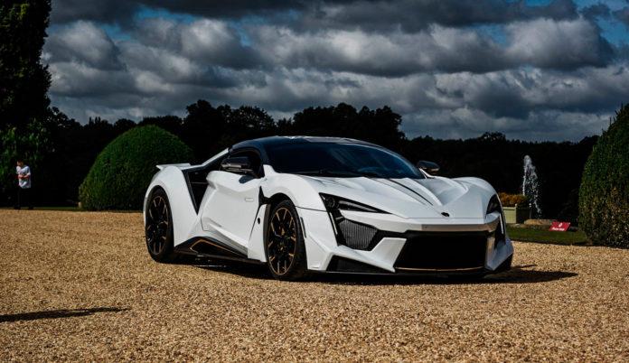 Denne supersportsbilen har et norrønt navn. (Alle foto: W Motors)