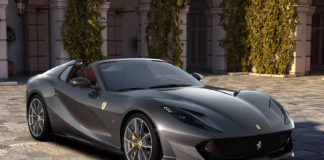 Med denne Ferrari-modellen gjør det italienske merket noe de ikke har gjort på 50 år. (Alle foto: Ferrari)