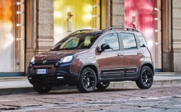 Fiat Panda kommer nå i en mer stilfull versjon kalt Trussardi. (Alle foto: Fiat)