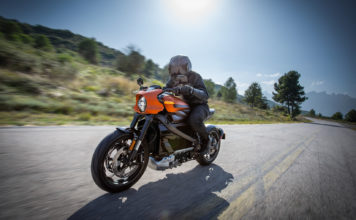 Salget av elektriske scootere og motorsykler er i ferd med å ta av. (Foto: Harley-Davidson)