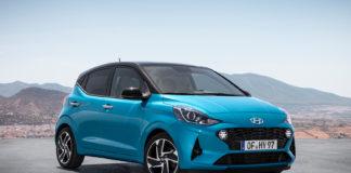 Hyundai i10 kommer nå i ny generasjon. (Alle foto: Hyundai)