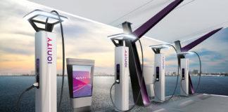 Hyundai og Kia er nå en del av lynladeselskapet Ionity. (Alle foto: Ionity)
