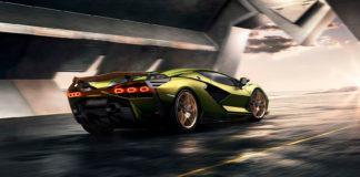 Lamborghini viser fram det som er deres aller raskeste modell noensinne. (Alle foto: Lamborghini)