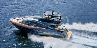 Lexus viser nå fram den produksjonsklare yachten LY 650. (Alle foto: Lexus)