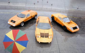 Denne bilen ble det knyttet store forventninger til da den ble presentert under Frankfurt Motor Show for 50 år siden. (Alle foto: Mercedes)