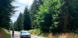 Vi har testet den nye Opel Astra, som blant annet har fått nye motorer. (Alle foto: Nybiltester)