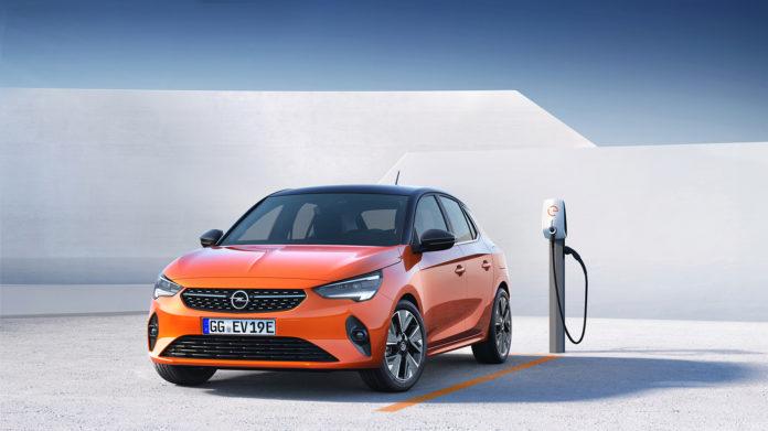Opel Corsa-e kryper akkurat under 250.000 kroner. (Alle foto: Opel)