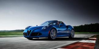 Et av merkene som nå ligger i potten er Alfa Romeo, som er en del av Fiat Chrysler. (Foto: FCA)