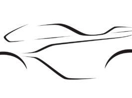 Nå kommer den aller første motorsykkelen med Aston Martin-vingene på tanken. (Foto: AM)