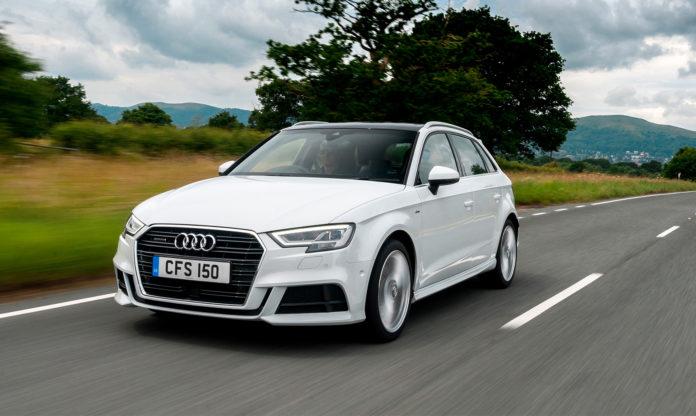 Audi stakk av med hovedpremien i den kanskje den mest prestigefulle prisutdelingen rundt bruktbiler. (Alle foto: Audi)