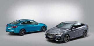 BMW viser nå fram 2-serie Gran Coupé. (Alle foto: BMW)