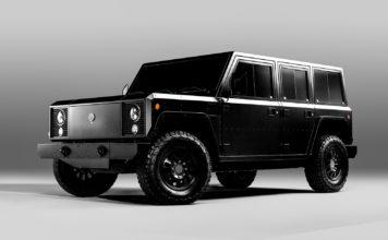 Bollinger begynner å nærme seg produksjon, og her er SUV-versjonen kalt B1. (Alle foto: Bollinger)