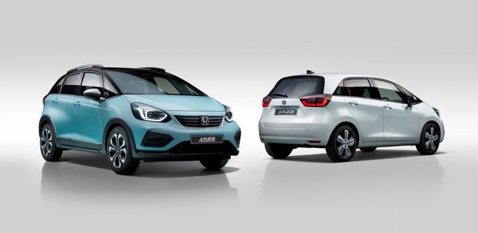 Honda skal elektrifisere alle modellene i Europa, og en ny generasjon av Jazz innleder dette. (Alle foto: Honda)