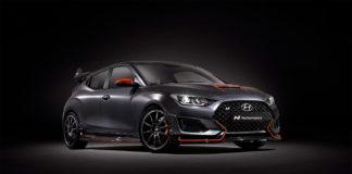 Slik bør kanskje en Hyundai Veloster N se ut. (Alle foto: Hyundai)