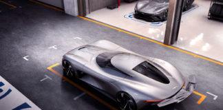 Dette er en digital elektrisk superbil. (Alle foto: Jaguar)