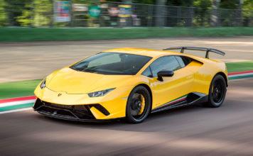 Lamborghini har rundet antall Gallardo på den halve tiden med Huracán. (Alle foto: Lamborghini)