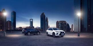 Lexus fornyer modellen som kom for 21 år siden, og nye RX er nå klar for markedet. (Alle foto: Lexus)