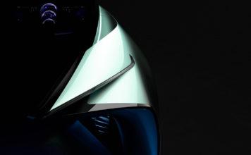 Lexus viser fram et elbilkonsept under Tokyo Motor Show. (Alle foto: Lexus)
