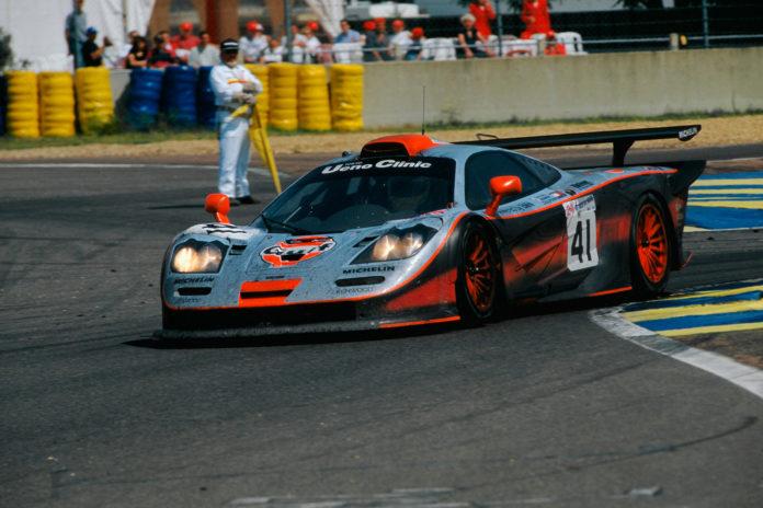 Dette er en svindyr bil, og den kommer til Oslo Motor Show. (Foto: McLaren)