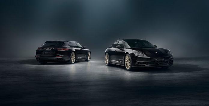 For 10 år siden fikk endelig Porsche til en bil som hadde plass til fire voksne, og den het Panamera. (Alle foto: Porsche)