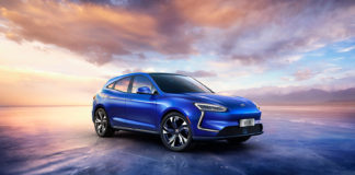 Snart kommer det to nye kinesiske merker på det norske elbil-markedet. (Alle foto: Dongfeng)