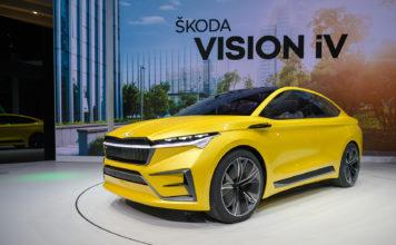 Skoda lover en rimelig og romslig elektrisk SUV med slepekrok med på kjøpet. (Alle foto: Skoda)