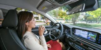 Hyundai-gruppen har utviklet en smart cruisekontroll som lærer kjøremønsteret til føreren. (Alle foto: HMG)