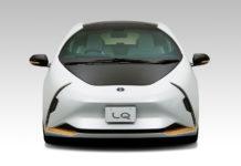 Toyota viser fram en skikkelig smarting, konseptet kalt LQ. (Alle foto: Toyota)