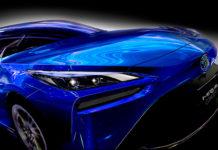 Toyota kommer med en ny generasjon av hydrogenbilen Mirai, og den ser fantastisk ut. (Alle foto: Toyota)