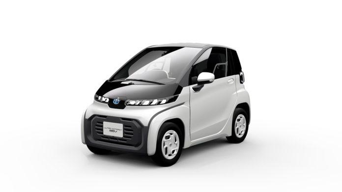 Toyota har laget seg en Buddy-kopi, og den blir faktisk den som innleder elbil-satsingen til produsenten. (Alle foto: Toyota)