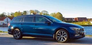 Volkswagen Passat har blitt litt nyere, og vi har satt Alltrack og Businessline opp mot hverandre. (Alle foto: Nybiltester)