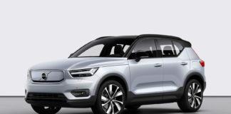 Her er Volvos første elbil som skal i produksjon, Volvo XC40 Recharge. (Alle foto: Volvo)