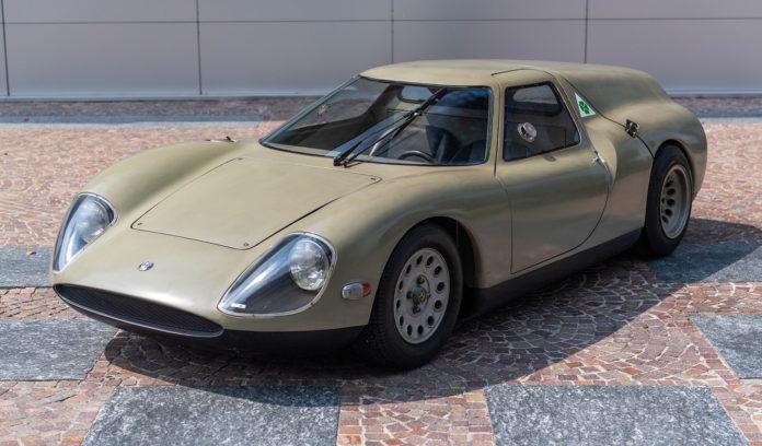 Denne er jo litt kul. Eller? (Foto: Alfa Romeo)