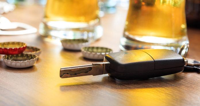 Svært mange innrømmer at de har kjørt bil i påvirket tilstand, noe som rett og slett er livsfarlig. (Foto: Codan Forsikring)