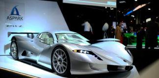 Bilen som skal bryte drømmegrensen på 2 sekunder er snart her. (Alle foto: Newspress)