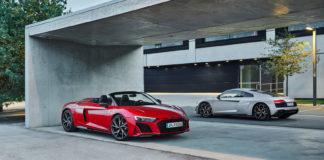 Audi byr nå på noe fantastisk, nemlig en bakhjulsdrevet modell. Jippi! (Alle foto: Audi)