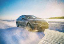 BMW i4 får godt over 500 elektriske hestekrefter. (Alle foto: BMW)