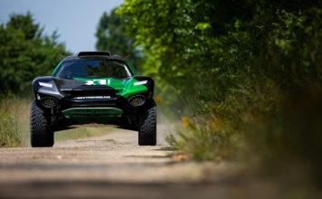 Extreme E er elektriske rallybiler som skal kjøre på noen av de fjerneste plassene på kloden, og kanskje får vi et norsk innslags også. (Begge foto: Extreme E)