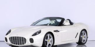 En slik Ferrari har du mest sannsynlig aldri sett før. (Alle foto: Silverstone Auctions)