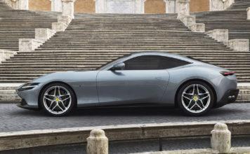 Ferrari viser oss den femte nye modellen bare i 2019. (Alle foto: Ferrari)