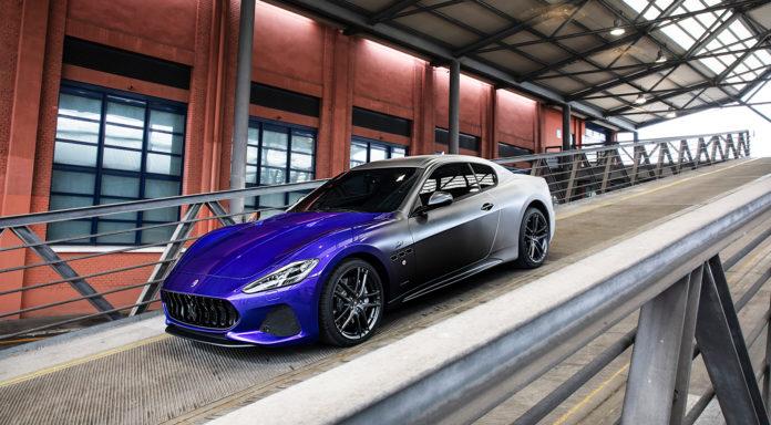 Denne er den siste Maserati GranTurismo som blir produsert i Modena, men… (Alle foto: Maserati)