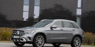 Endelig kommer den tidligere Norges-favoritten, nemlig en ladbar versjon av Mercedes GLC. (Alle foto: Mercedes)
