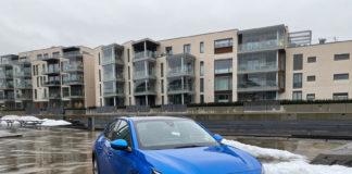 Her er den nye elbilen til Peugeot, e-208. (Foto: Nybiltester)