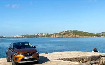 Vi har testet den nye Renault Captur. (Alle foto: Nybiltester)