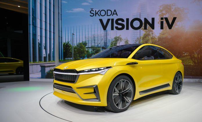 Nordmenn får en unik mulighet til å se Skodas kommende elbil før resten av verden. (Alle foto: Skoda)