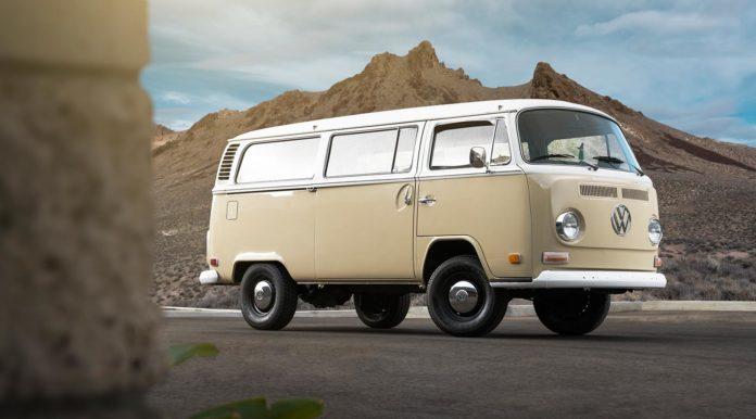 Denne er faktisk en elbil. Jepp. (Alle foto: VW)
