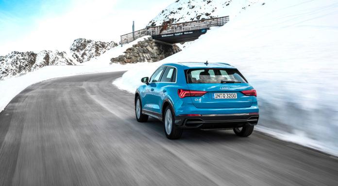 Nye Q3 har gitt Audi medvind, og november er tidenes beste måned målt i rent salg. (Foto: Audi)