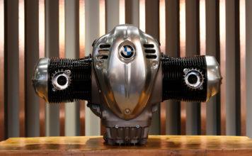 Sjekk denne motoren som BMW's motorsykkel-avdeling. (Alle foto: BMW)
